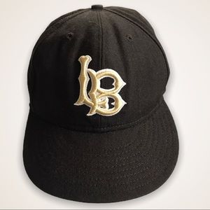 Long Beach Dirtbags Fitted Cap by New Era - 7-1/4